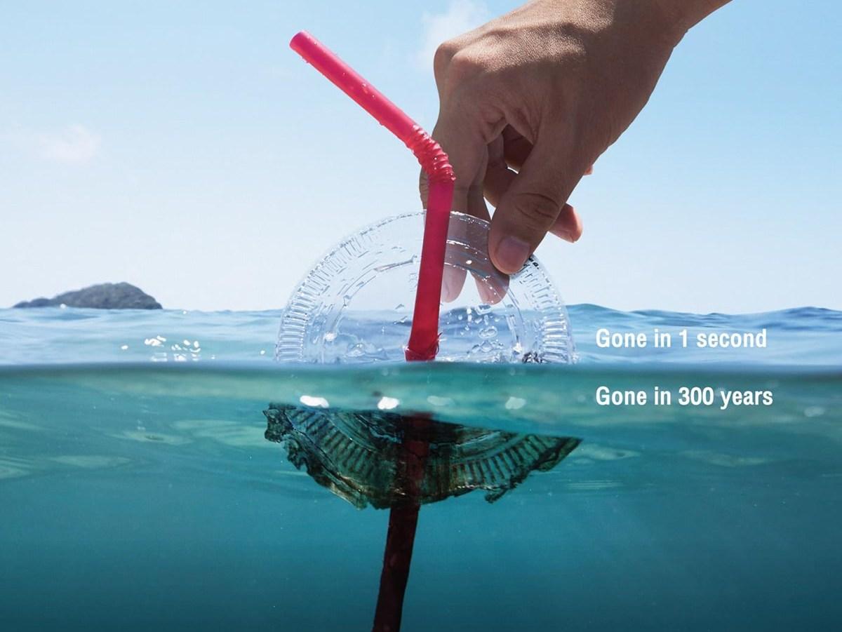 Первая круизная компания, которая перестала использовать пластиковые бутылки!