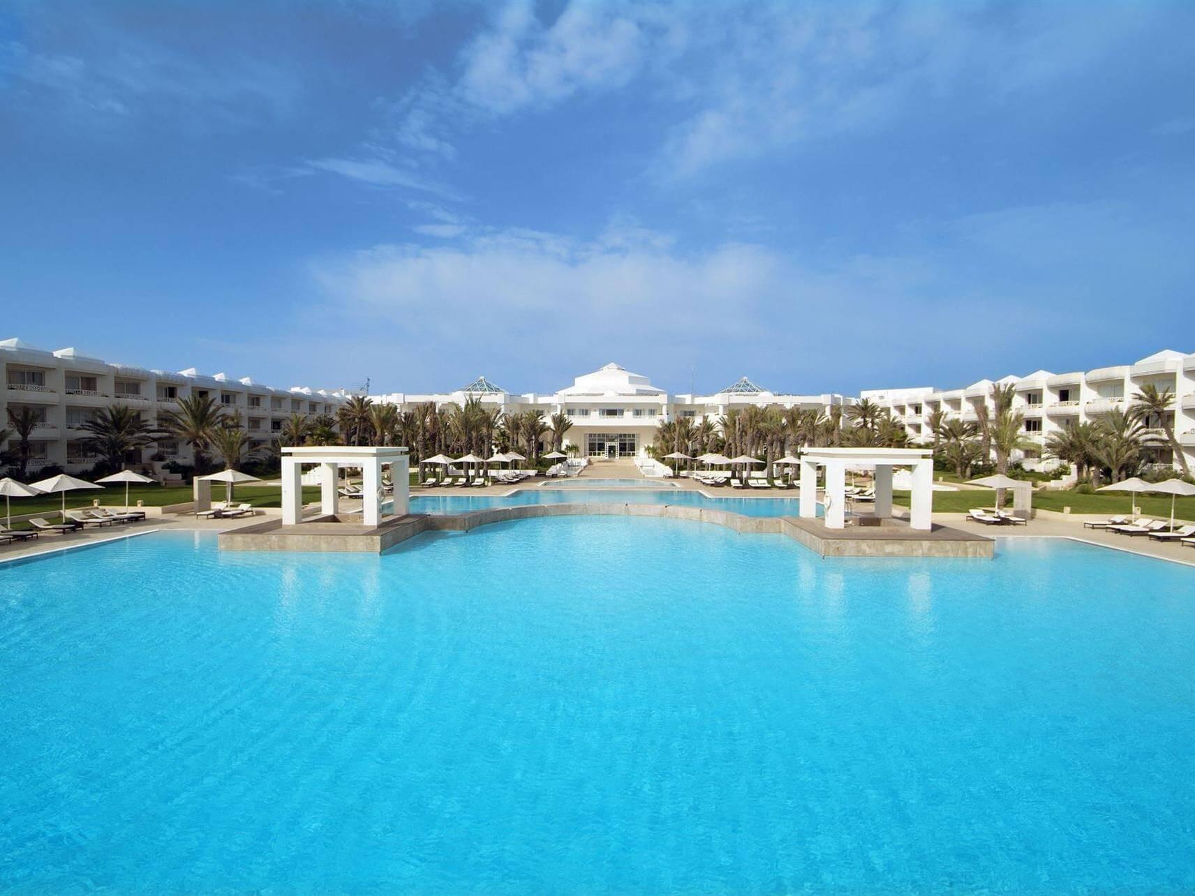 Radisson Blu Palace Resort & Thalasso 5*, Джерба
