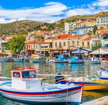 NEW! Турция + Греция. Мифы Эгейского моря