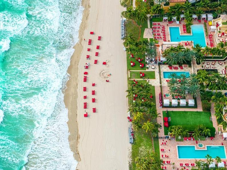 Acqualina Resort & Spa on the Beach 5*, Санни-Айлс-Бич