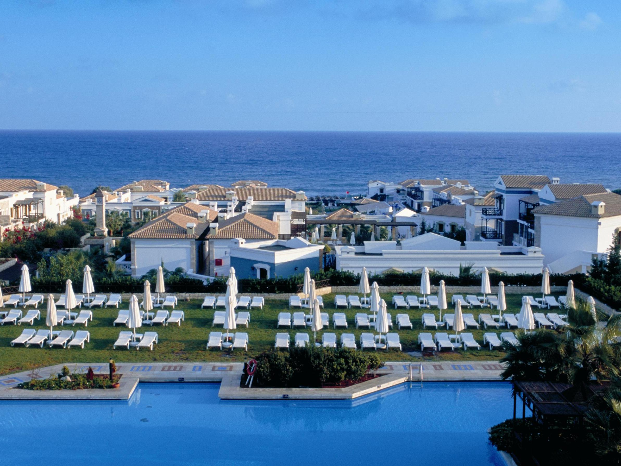 Aldemar Royal Mare Luxury & Thalasso 5*, Крит