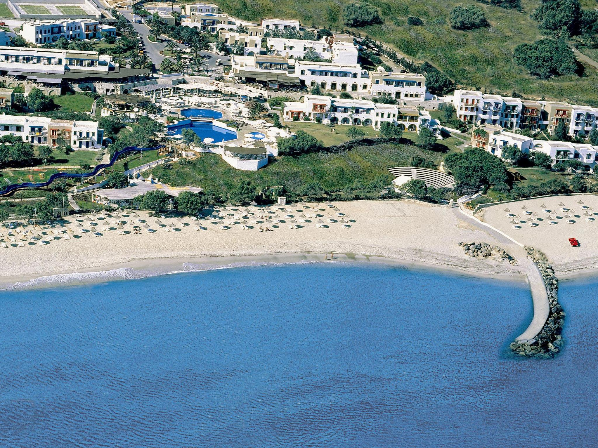 Aldemar Cretan Village Beach Resort 4+*, Крит
