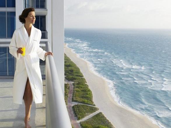 Canyon Ranch Hotel And Spa Miami Beach 5*, Майами-Бич