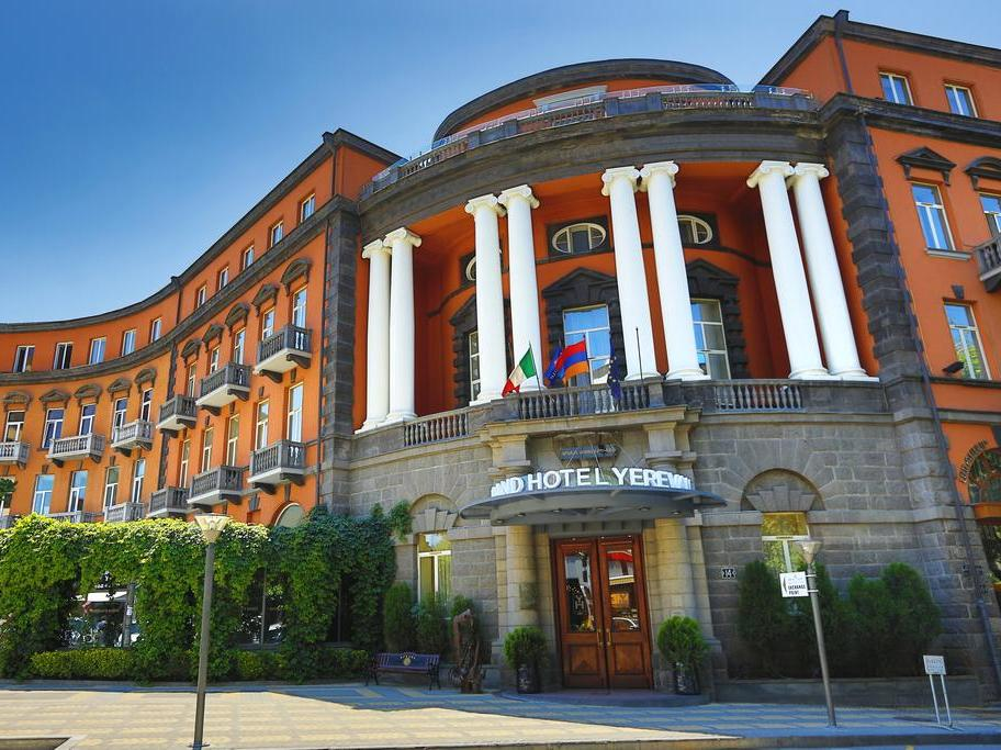 Grand Hotel Yerevan - Small Luxury Hotels Of The World 5*