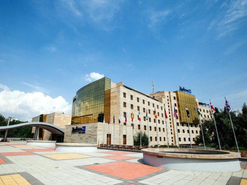 Radisson Blu Hotel Yerevan 5*
