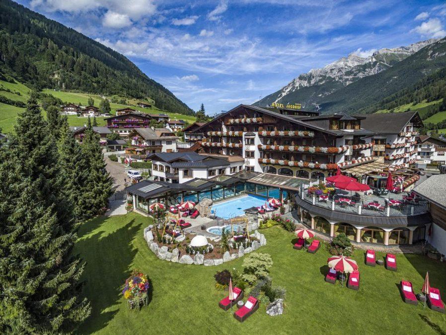 SPA Hotel Jagdhof 5* De Luxe
