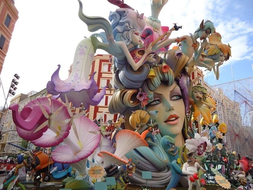 Праздник весны – карнавал в Лимассоле