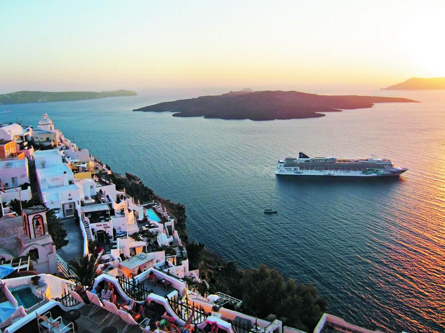 Круиз по Средиземному морю на 16 дней