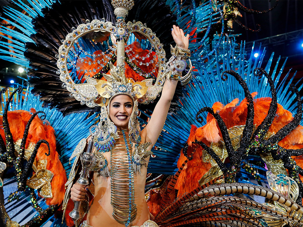 Tenerife Carnival 2020!