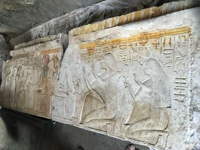 Бесплатные онлайн-путешествия по гробницам и другим достопримечательностям Египта
